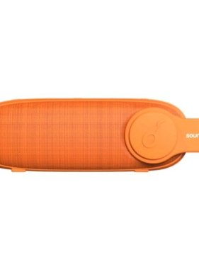 Anker SoundCore Icon Portable Speaker with 12-Hour Playtime (Orange)