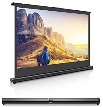 Anker Nebula 40 Inch Portable Projector Screen 16: 9 Aspect Ratio