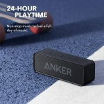 Anker SoundCore Portable Bluetooth Speaker with IPX5 Waterproof