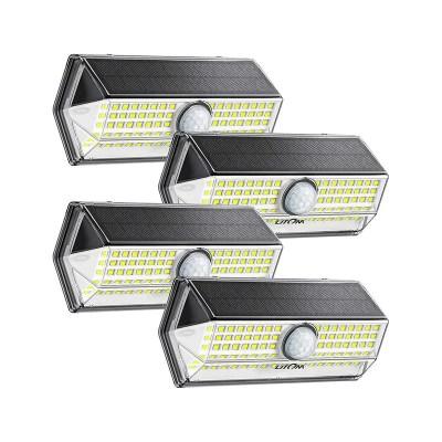 LITOM 100 LED Solar Motion Sensor Lights