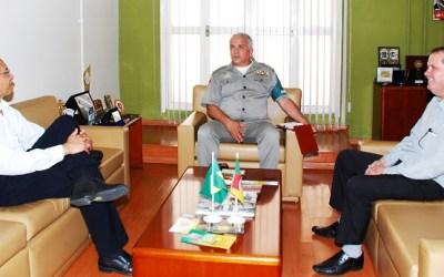 Visitas oficiais da Oapaz a autoridades do Rio Grande do Sul