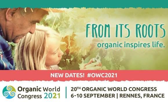 20th Organic World Congress 2021