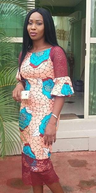 fashion and styles ankara gown trend