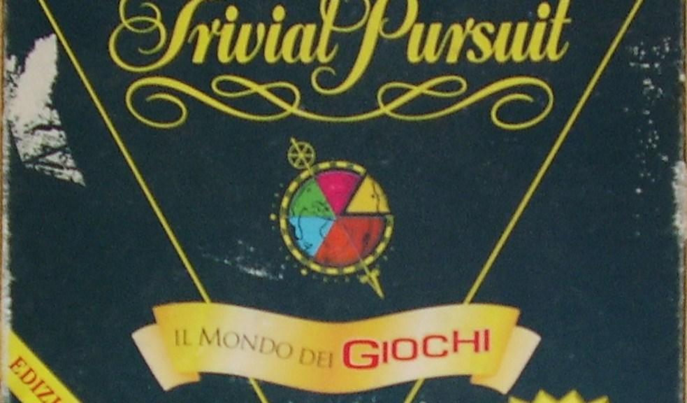Trivial pursuit, edizione speciale