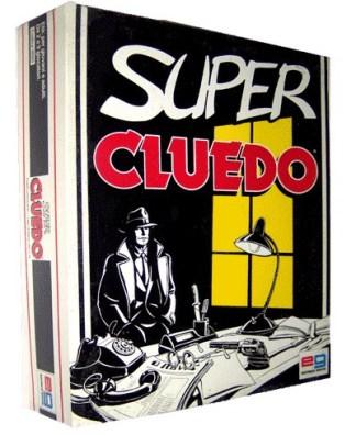 Super Cluedo - Editrice giochi