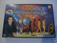 La macchina del tempo - Clementoni