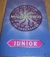 Chi vuol essere milionario, Junior - Hasbro