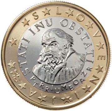 Slovenia 1 Euro