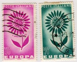 Europa 9ª emissione, 1964