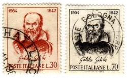 4º centenario della nascita di Galileo Galilei, 1964