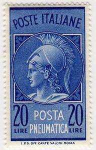 POSTA PNEUMATICA 1958 - 1966