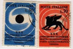 30º anniversario della mostra internazionale d'arte cinematografica di Venezia, 1962