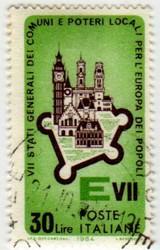 VII assemblea generale dei comuni d'Europa, 1964