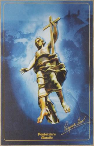 folder - Pasqua 2001