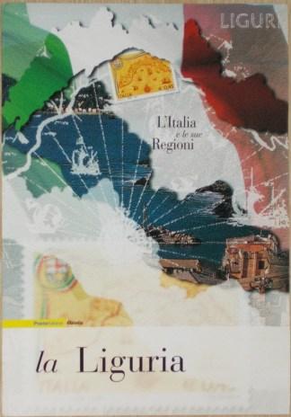 folder - L'Italia e le sue regioni - La Liguria