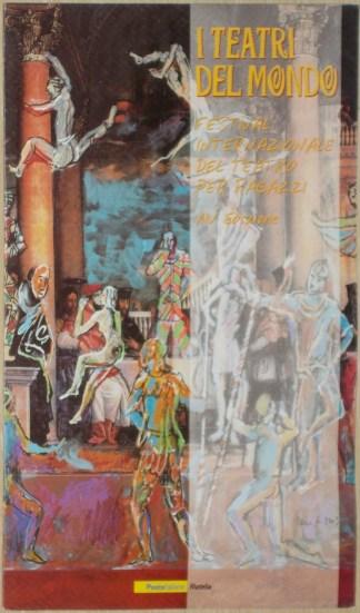 folder - I teatri del mondo, festival internazionale del teatro per ragazzi