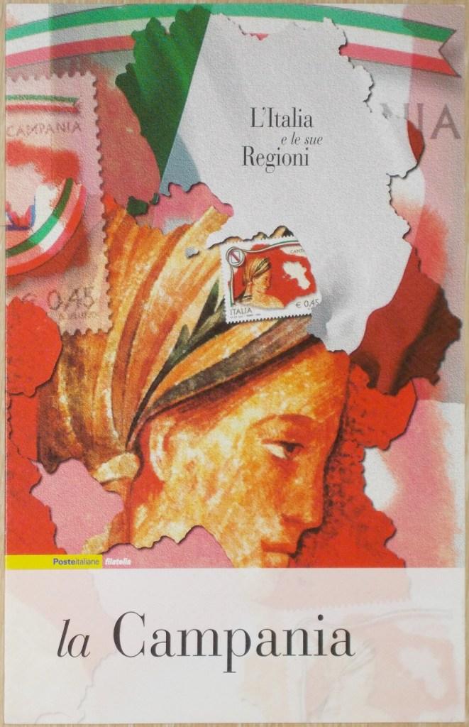 folder - L'Italia e le sue regioni, la Campania
