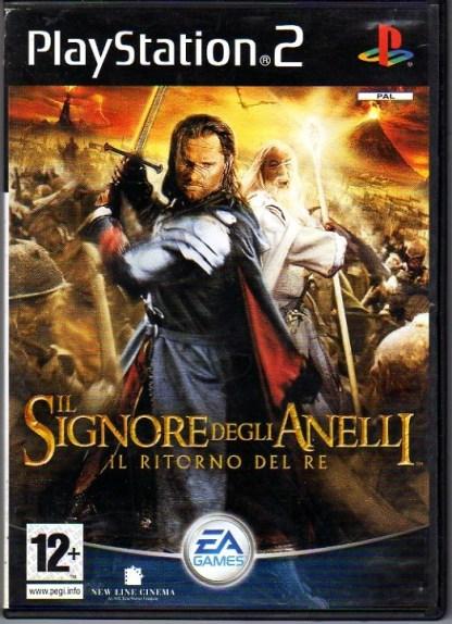 Il signore degli anelli - il ritorno del re - PS2