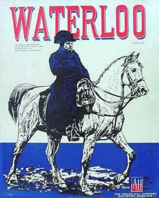 Waterloo - Avalon Hill's