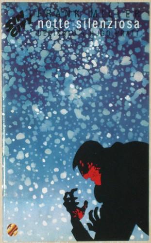 Sin city, notte silenziosa, dedicato a Hugo Pratt
