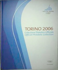 """Album raccoglitore """"Torino 2006"""""""