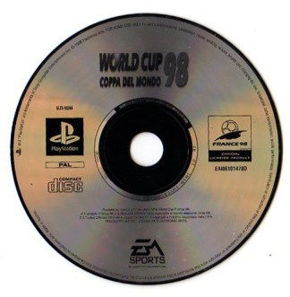 WORD CUP 98 - PS