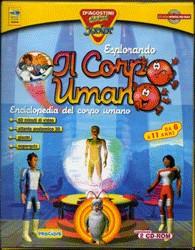 ESPLORANDO IL CORPO UMANO 2 CD ROM
