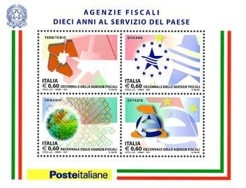 foglietto - agenzie fiscali