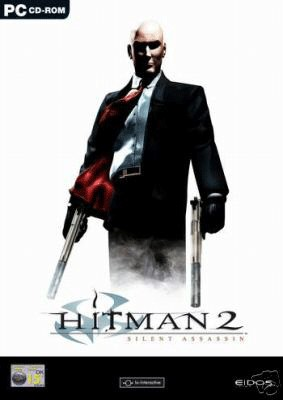 Hitman 2 silent assassin PC CD ROM