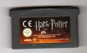 HARRY POTTER / IL CALICE DI FUOCO - Game boy micro