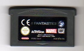I FANTASTICI 4 - Game boy micro