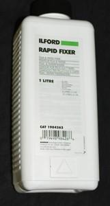 Ilford, Rapid fixer