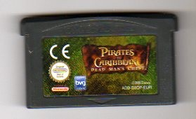 Pirati dei Caraibi - Game boy micro