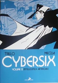Cybersix volume 2