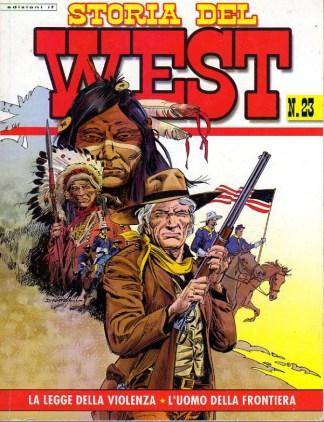 Storia del west N° 23
