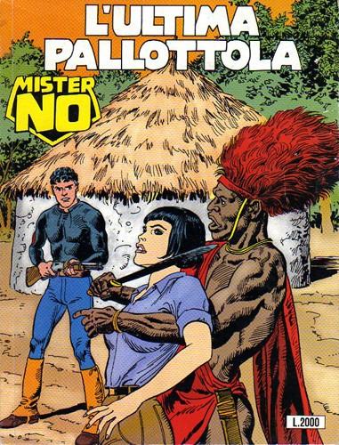 MISTER NO N° 180