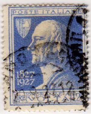 Centenario della morte di Alessandro Volta