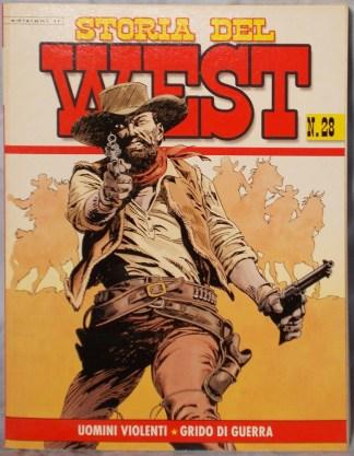 Storia del west numero 28