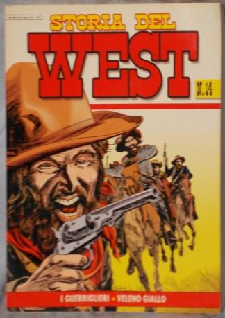 Storia del west N° 14