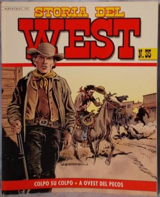 Storia del west N° 35