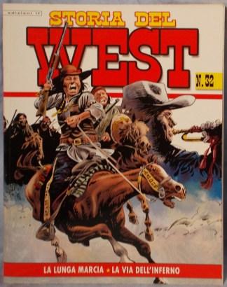 Storia del west N° 32