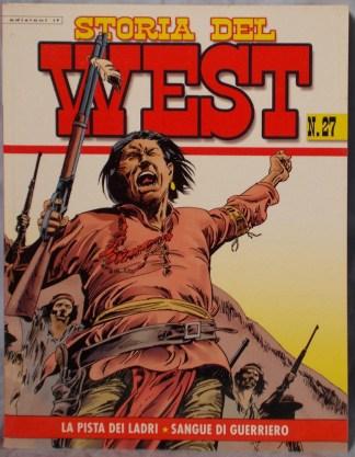 Storia del west N° 27