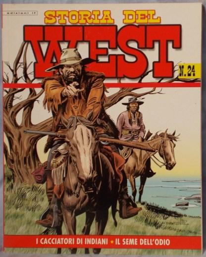 Storia del west N° 24