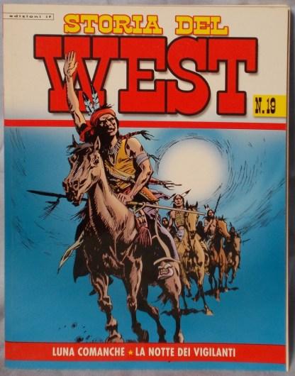 Storia del west numero 19