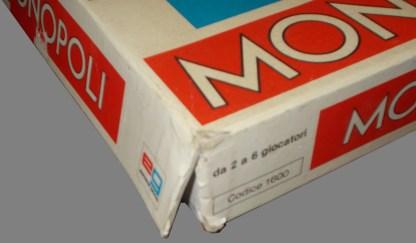 Monopoli - Editrice Giochi