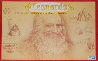 Leonardo - Editrice giochi