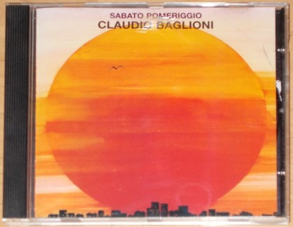 Sabato pomeriggio - Claudio Baglioni