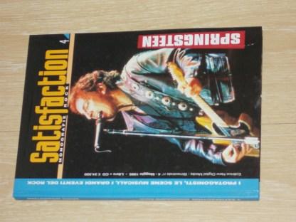 Satisfaction, monografie rock, Springsteen