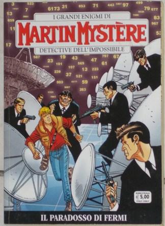 Martin Mystere, 326, Il paradosso di Fermi