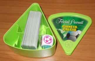 Trivial pursuit, pianeta calcio - Hasbro